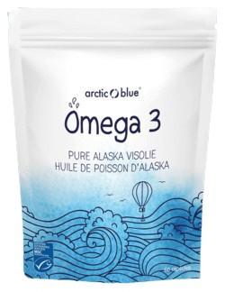 Arctic Blue Omega-3 Pure Alaska Visolie