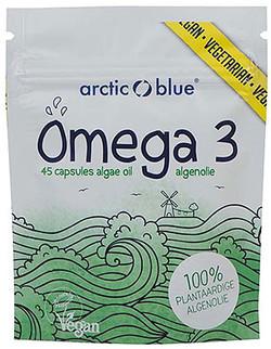 Arctic Blue Vegan Algenolie 60 capsules