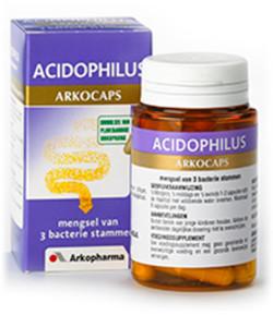 Arkopharma Acidophilus complex Arkocaps 45 vegetarische capsules