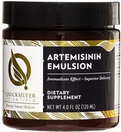 Quick Silver Artemisinin Emulsion