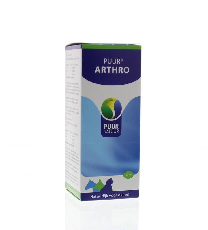 Puur Puur Dieren Arthro 50 milliliter