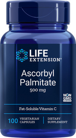 Life Extension Ascorbyl Palmitate 100 capsules