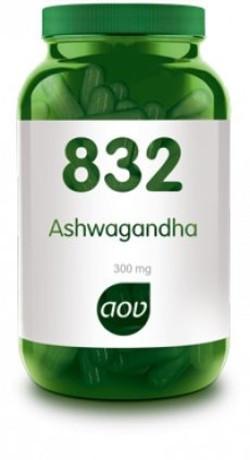 AOV Ashwagandha 300 mg - 832 60 vegetarische capsules