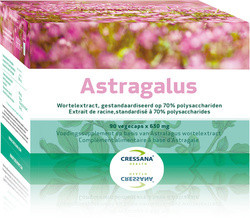 Cressana Astragalus Extract 90 capsules biologisch