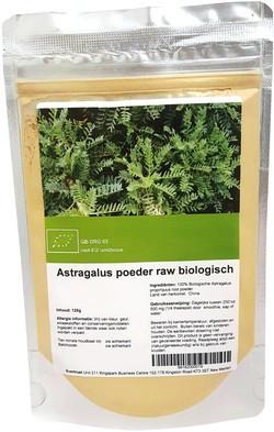 Astragalus Wortel Poeder biologisch 125 gram
