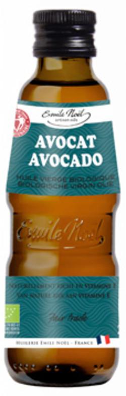 De Nieuwe Band Avocado olie 250 milliliter biologisch