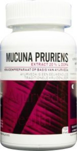 Ayu Health Mucuna pruriens 120 tabletten