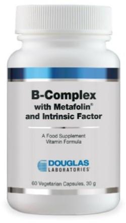 Douglas Laboratories B-Complex 60 capsules