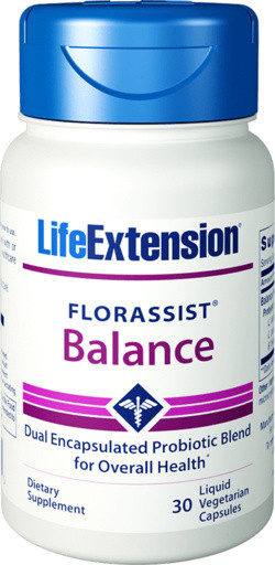 Life Extension Florassist Balance 30 capsules