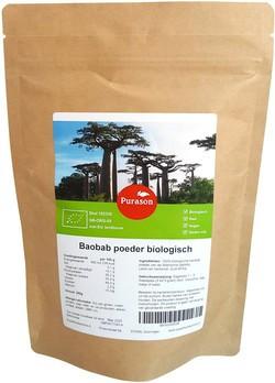Purason Baobab Fruit Poeder biologisch 250 gram