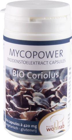 Mycopower Coriolus Versicolor Extract biologisch
