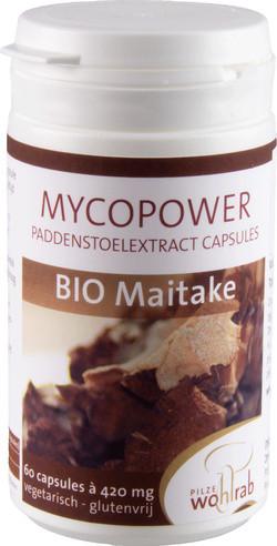 Mycopower Maitake extract biologisch