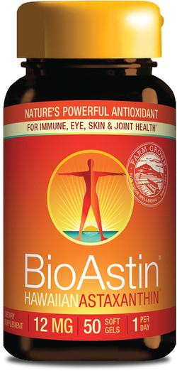 Nutrex Hawaii Astaxanthine Bioastin 12 mg