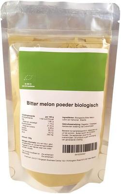Bitter melon poeder biologisch 125 gram