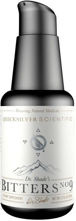 Quick Silver Dr. Shade's Bitters no.9 50 milliliter
