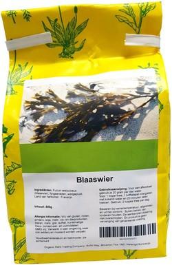 Blaaswier gesneden 500 gram