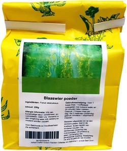 Blaaswier poeder 250 gram