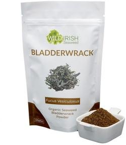 Wild Irish Seaweeds Organic Irish Bladderwrack 225 gram biologisch