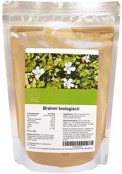 Bacopa Brahmi Poeder BIO biologisch