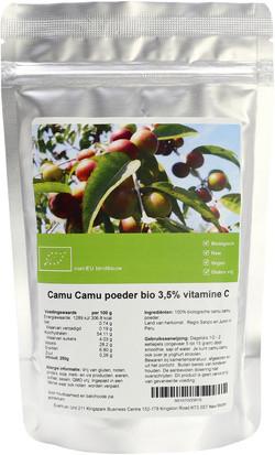 Camu Camu 3.5% vitamine C biologisch