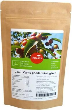 Purason Camu Camu BIO biologisch 100 gram