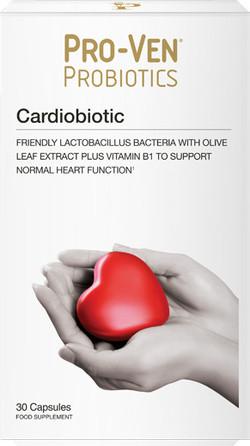 Pro-Ven Probiotics Cardiobiotic 30 capsules
