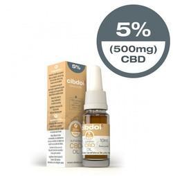 Cibdol CBD Hennepzaadolie 5%
