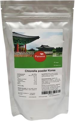 Purason Chlorella Korea Poeder 250 gram