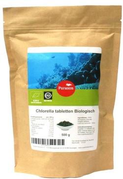 Purason Chlorella Tabletten biologisch