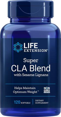 Life Extension Super CLA Blend 120 capsules