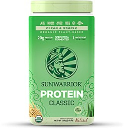 Classic Biologische Proteïne Naturel Sunwarrior