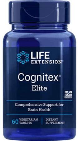 Life Extension Cognitex elite 60 tabletten