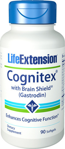 Life Extension Cognitex Brainshield 90 softgel capsules