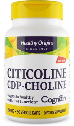 Healthy Origins Citicoline CDP-Choline