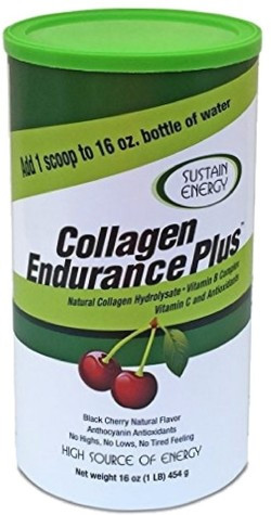 Great Lakes Collageen Endurance Plus 454 gram poeder