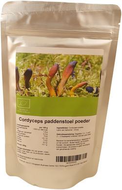 Cordyceps poeder bij Superfoodsonline 250 gram