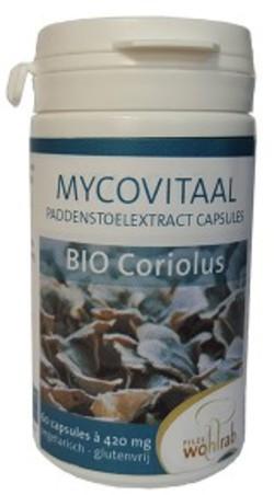 Mycovitaal Coriolus Versicolor Extract biologisch