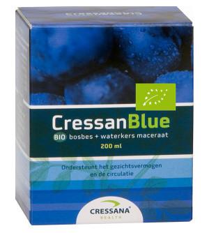 Cressana CressanBlue 200 milliliter biologisch