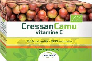 Cressana CressanCamu 60 capsules biologisch