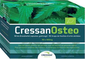 Cressana CressanOsteo 90 capsules biologisch