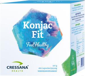 Cressana KonjacFit 180 capsules