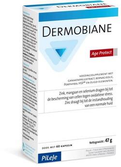 Pileje Laboratoire Dermobiane Age protect 60 capsules