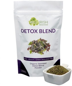 Wild Irish Seaweeds Organic Irish Detox Blend 225 gram biologisch