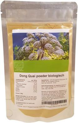 Dong Quai Poeder biologisch biologisch