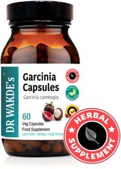Dr. Wakde Garcinia Caps 60 vegetarische capsules