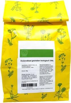 Duizendblad gesneden biologisch 250 gram biologisch