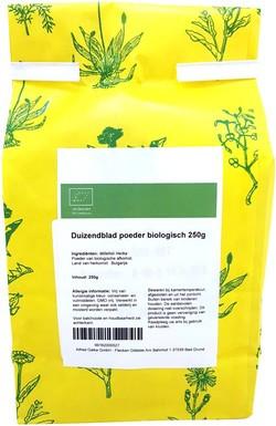 Duizendblad poeder biologisch 250 gram