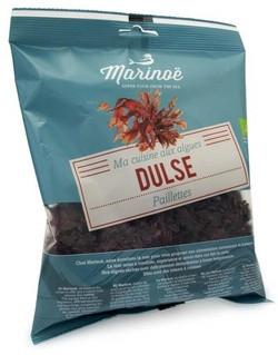Marinoë Dulse vlokken 35 gram biologisch