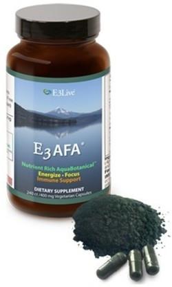 E3Live E3AFA Blauwgroen alg