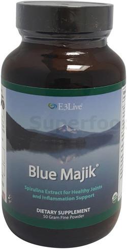 E3Live E3 Blue Majik Spirulina Extract 50 gram